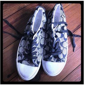 deb22ba42 ... Coach Tennis shoes